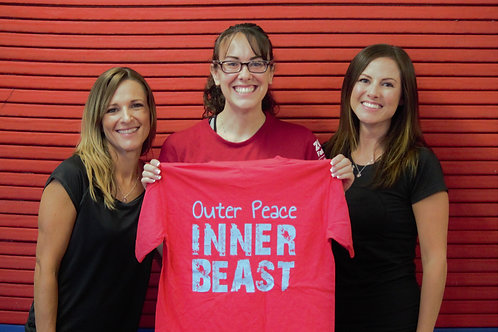 SASS Outer Peace Inner Beast