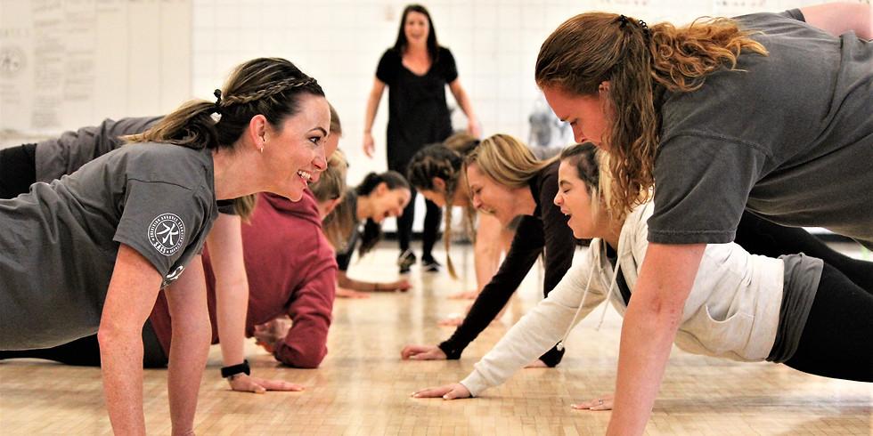 Instructor Training Registration