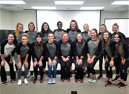 USC Athletes Join SASS to Mentor Epworth Children's Home Girls