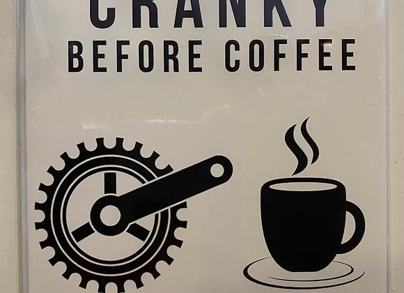Cranky card