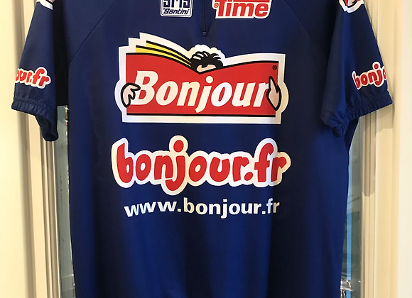 Bonjour short sleeve jersey Medium