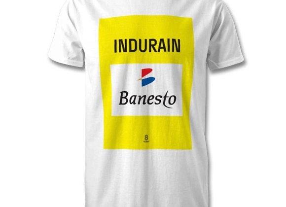 Indurain Banesto T Shirt size Medium