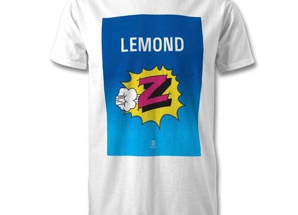 Lemond 'Z' T Shirt size Medium