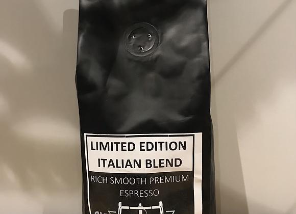 Merchant of Velo Espresso blend Coffee