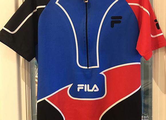 Fila short sleeve Jersey Large