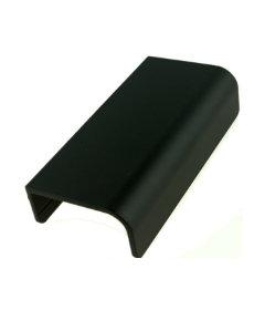 "Black Tab/Finger Pull - 3"""