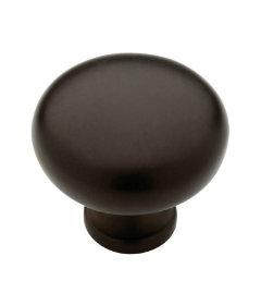 "Logan Venetian Bronze Knob - 1-1/4"""