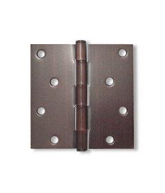 """Venetian Bronze Solid Brass Door Hinge - 4"""""""