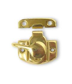 Solid Brass Jimmi Proof Sash Cam Lock