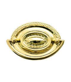 """Brass Classic Hepplewhite Bail Pull - 2-1/2"""""""