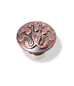"Aged Venetian Bronze Knob - 1 1/2"""