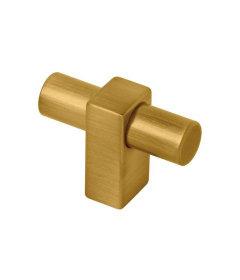 """Sedona Bronze Artesia T Knob - 7/16"""""""