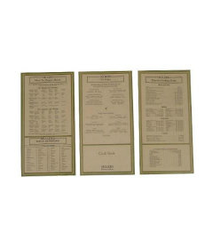 Sellers Door Chart Set