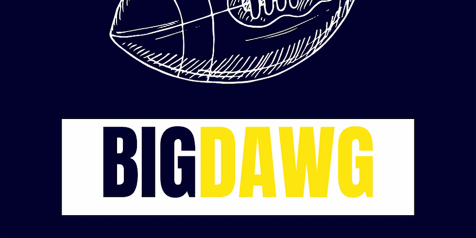 BIG DAWG PASS RUSH CAMP: GRADES 5TH - 7TH - 2 OR 3 DAY OPTION
