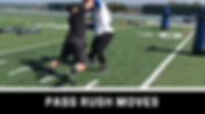 Football Pass Rush Moves