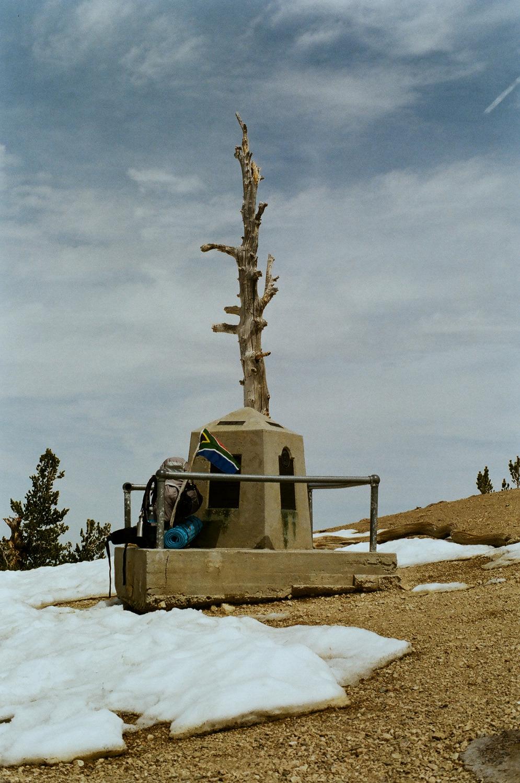 Mt. Baden Powel Summit