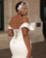 The Signature elleNelle Bridal gown is n