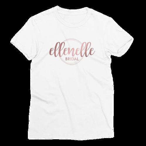 elleNelle Bridal Logo Tee