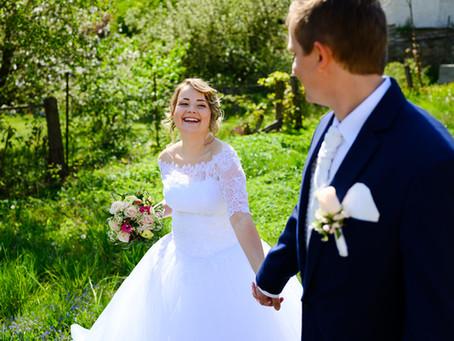 Ivča & Mira: jarní svatba dvou spřízněných duší
