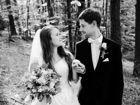 Markéta & David: rodinná svatba v Brně, Žebětínský dvůr