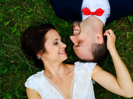 Terka & Michal: svatba s dětmi v Hrubé Vodě