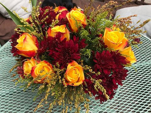 Fall Splendor Bouquet