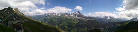 Sommer am Arlberg