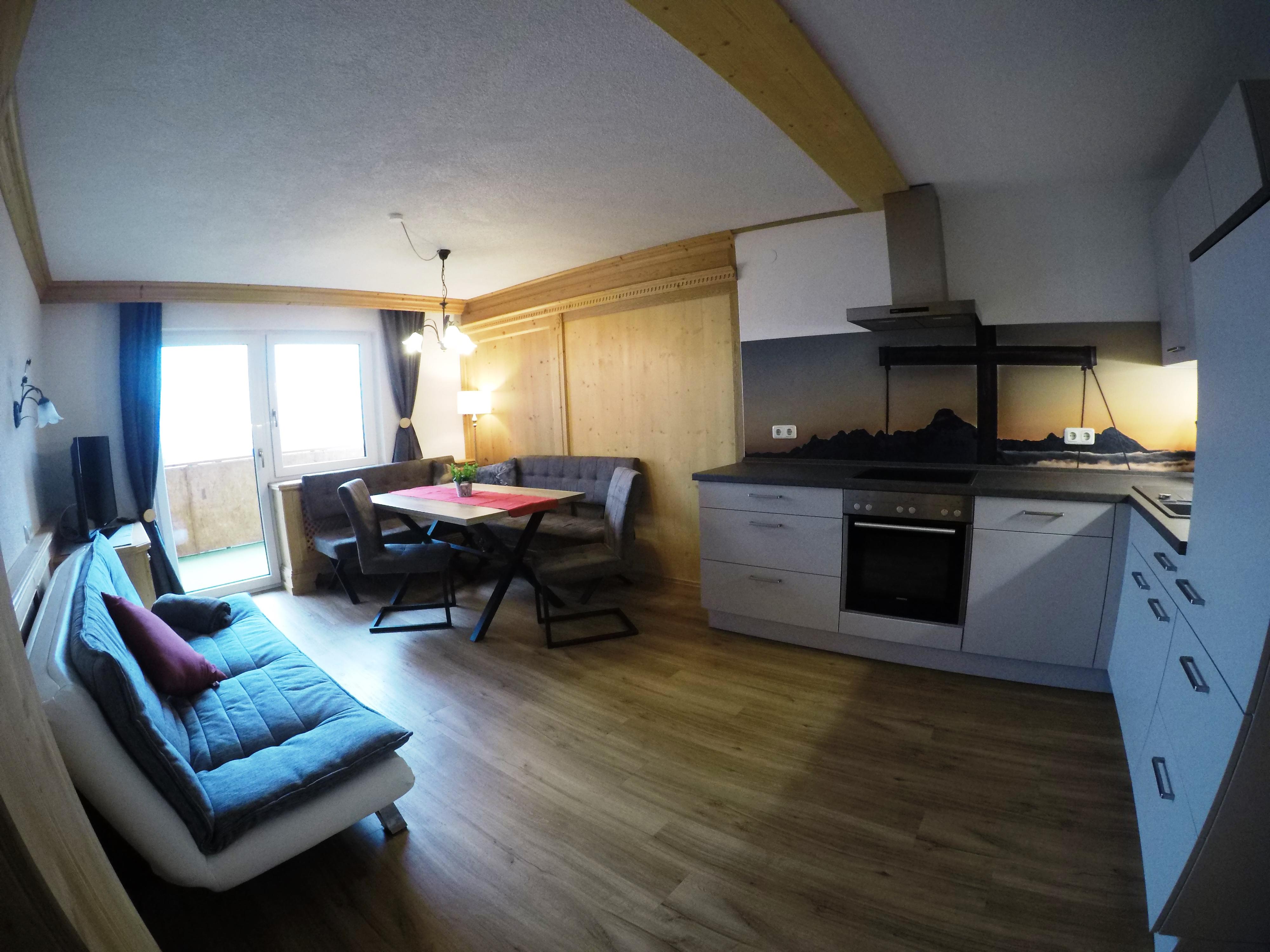 Küche Geißhorn 2