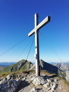 Geißhorn Gipfel