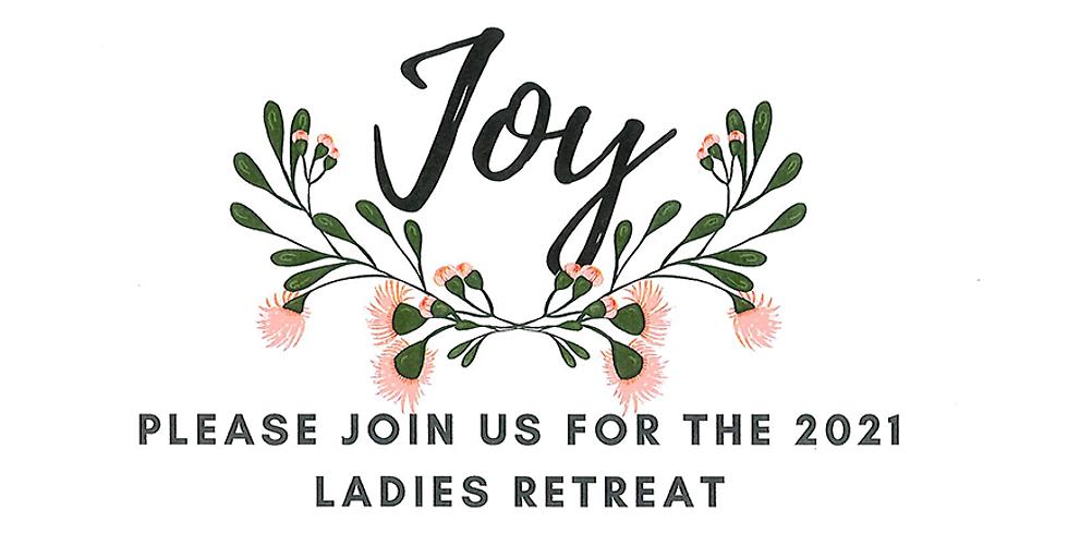 2021 Ladies Retreat - JOY