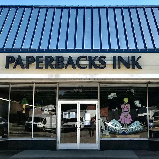 Paperbacks Ink Signing