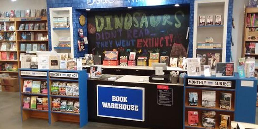 Book Warehouse Signing