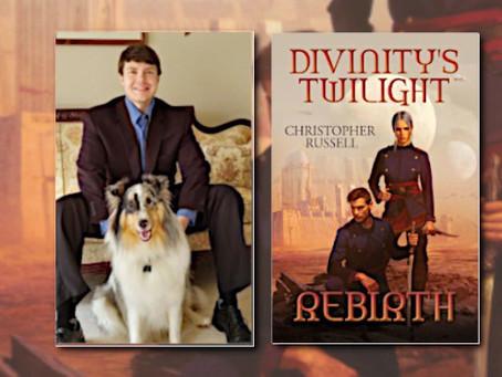 Fantasy Hive Author Spotlight - June 2, 2020