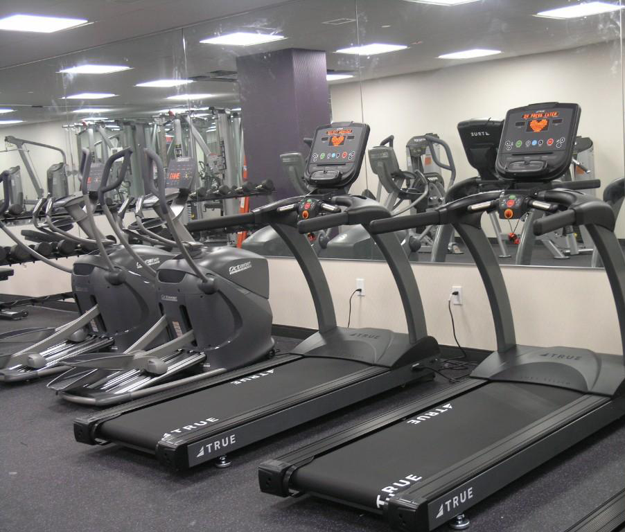 Gym Amenities