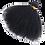 "Thumbnail: Afro Kinky Curly Hair (8"" - 20"")"