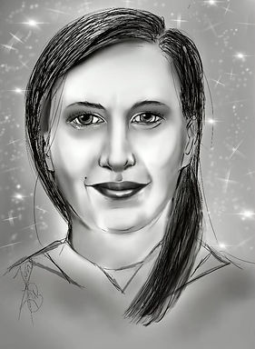 spirit art workshop portraits on zoom