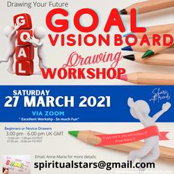 IG 27 Mar - Goal Vision Board Drawing Wo