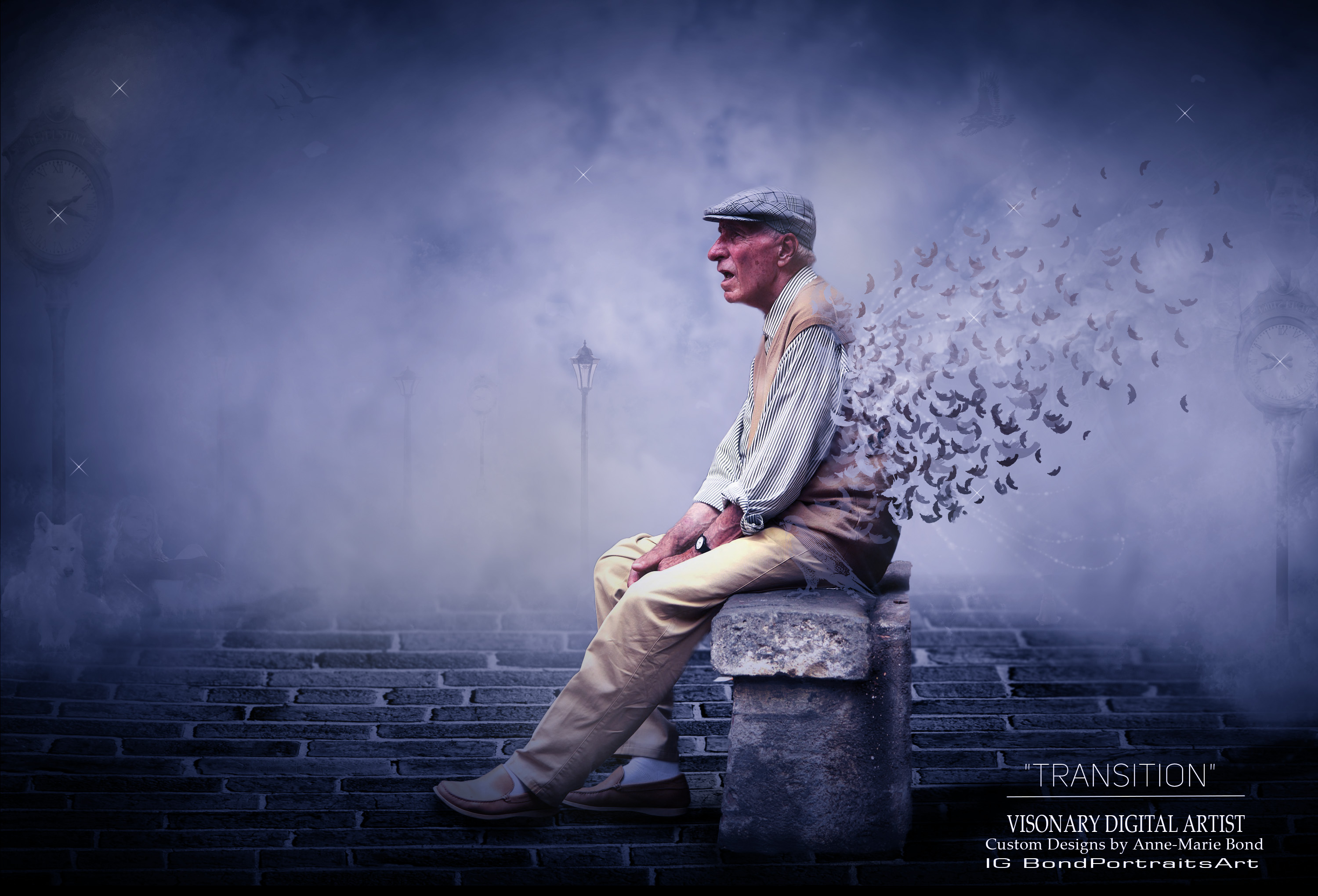 2 The Change OLD mAN