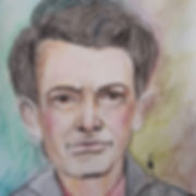 Watercolour Portrait_🎨_————-_This is a