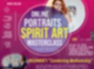 LEVEL 4 - SPIRIT ART Masterclass 18 Oct