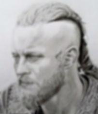 Ragnar Lothbrook FanArt AmBond