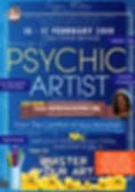Psychic Artist 2 day Online Seminar 16-1