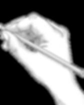 spirit portrait hand