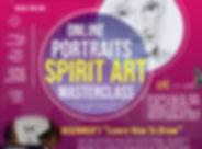LEVEL 1 - SPIRIT ART Masterclass 30 Aug