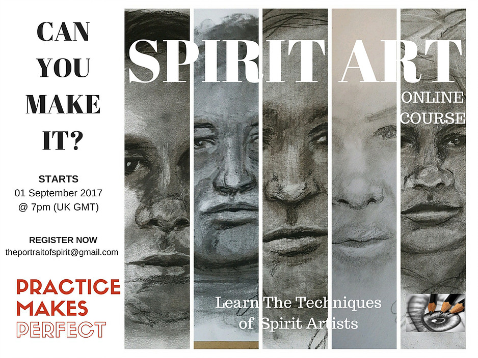 Spirit Art Course Can You Make it