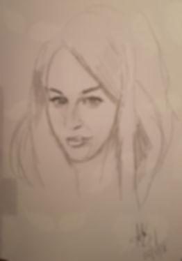 Spirit Portrait Lady
