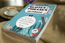 Quotes and phrases book