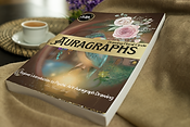 Auragraph psychic art book