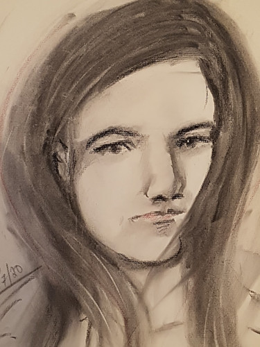Spirit Portrait Pencil