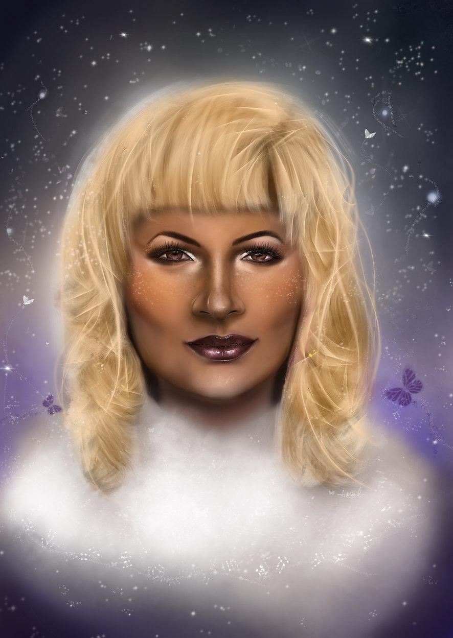 Spirit Portrait Psychic Art Demonstration Mediumship
